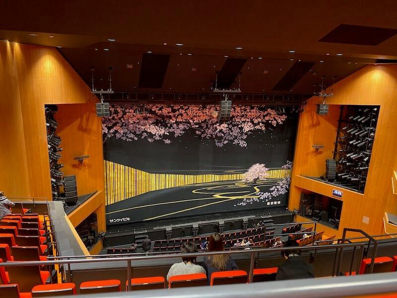 ブリリア 東京 ホール 建物